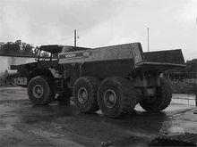 Used 2000 VOLVO A35C