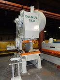 """DANLY 150 TON OBI PRESS 6""""STROK"""