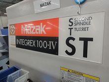 Used 2007 MAZAK INTE