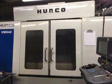 Used 2008 HURCO VMX-