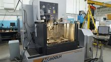 "2012 SODICK AG-600LH, 23.6""X, 1"
