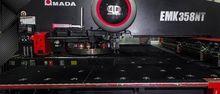 2009 AMADA EMK-358NT, 33-TON, Y