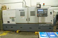 2006 OKUMA CAPTAIN-L470/1250, 2
