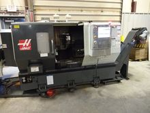 "Used HAAS-ST-20 8""CH"