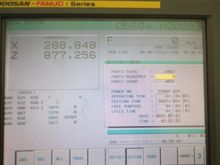 """DOOSAN-PUMA-VT-900 32""""chk 2683"""