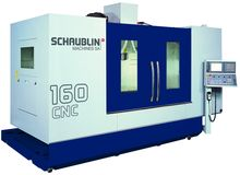New SCHAUBLIN 160 CN