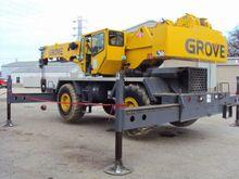 Used 2000 Grove RT65