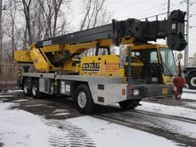 Used 2006 Grove TMS5