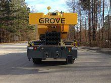 Used 2001 Grove RT52