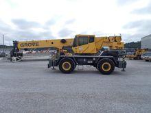 Used 2005 Grove RT53