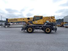 Used 2005 Grove RT53