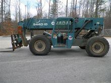 2003 Gradall 544D-10