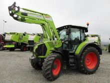 2015 Claas Arion 530 Hexashift