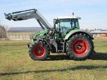 Used 2012 Claas 828
