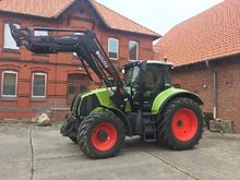 2011 Claas Axion 810 Cmatic
