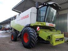 2005 Bächt Lexion 580