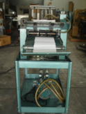 BAUM 714 AIR FEED FOLDER, SN# 8