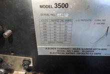 Used A B DICK 3500 C