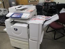 Used XEROX WORK CENT