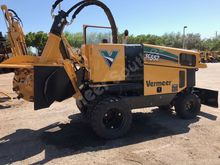 2016 Vermeer SC552 Stump Cutter