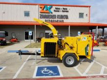 Used Wood Chippers for sale in Texas, USA   Machinio