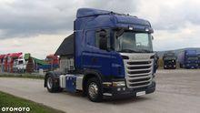 Scania G440 / EURO 5 / COMPRESS