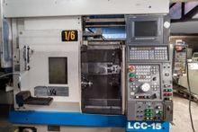 Used OKUMA LCC-15 in
