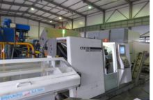 Used Lathe Ctx 410 for sale  Gildemeister equipment & more