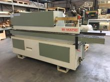 BIMATIC 16/196 Edge banding mac