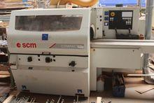SCM 16/104 Four side straighten