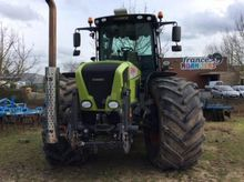 Used 2012 Claas XERI