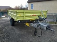 Used 2012 Fliegl EDK