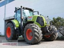 Used 2011 Claas Axio