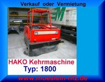 HAKO Hako Kehrmaschine Typ: 180