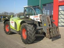 Used 2010 Claas 7040