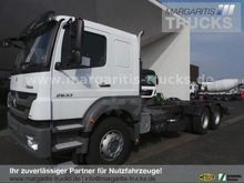2013 Mercedes-Benz Axor 2633 6x