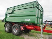 2015 Kröger Agroliner MUK 303