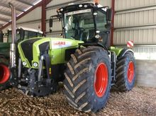 Used 2008 Claas XERI