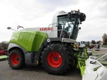 Used 2011 Claas Jagu