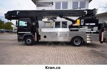 2015 Man 15.290 Amak 160F/Klaas