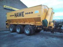 HAWE overlaadwagen