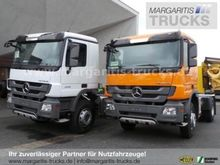 2015 Mercedes-Benz 2141 4x2 EUR
