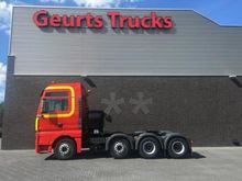 2006 Man TGS 41 530 8X4 TRACTOR