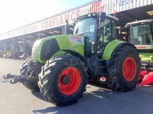 2007 Claas Axion 850