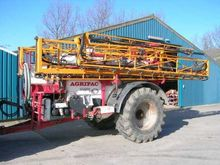 Agrifac Gs 4200  45 Mtr 11 Sect