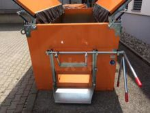 Thermocontainer 18 t Abroller A