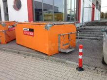 Thermocontainer 8 t Amtec