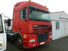 2005 DAF XF 95 430