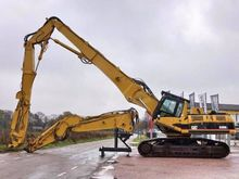 2002 CAT 330CL UHD Demolition C