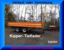 2013 Obermaier 14 T Tandemkippe